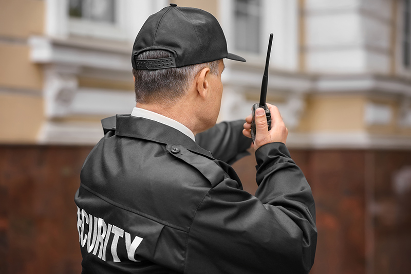 How To Be A Security Guard Uk in Milton Keynes Buckinghamshire