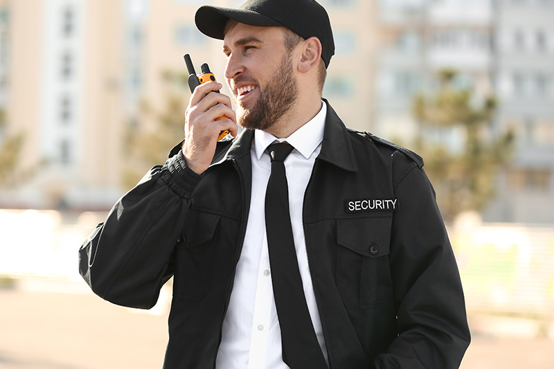 Security Guard Job Description in Milton Keynes Buckinghamshire
